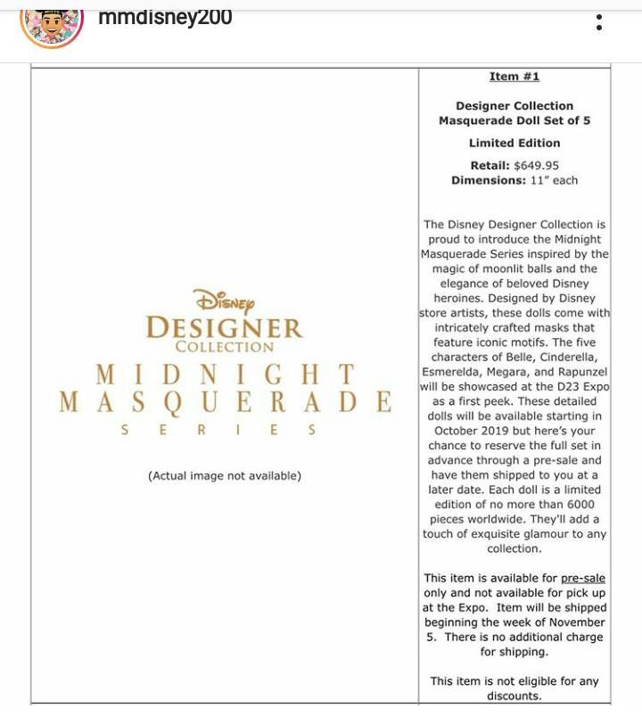 Rumeurs sur les poupées LE et Designer - Page 6 _2019010