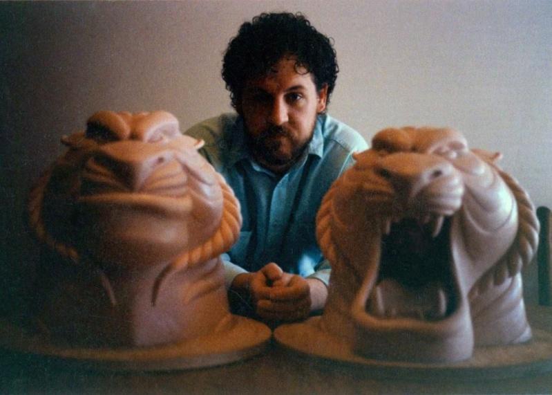 Les maquettes des studios Disney Aladdi10