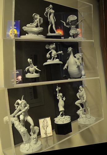 Les maquettes des studios Disney Autres11