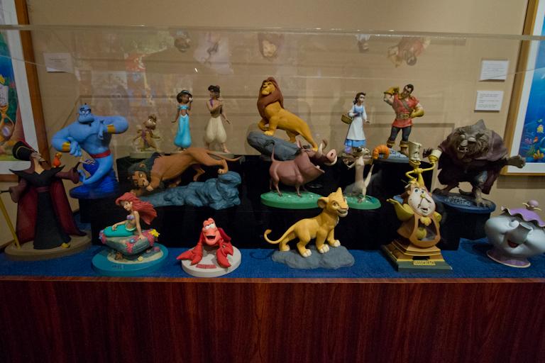 Les maquettes des studios Disney Autres12