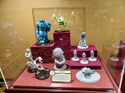 Les maquettes des studios Disney Autres13