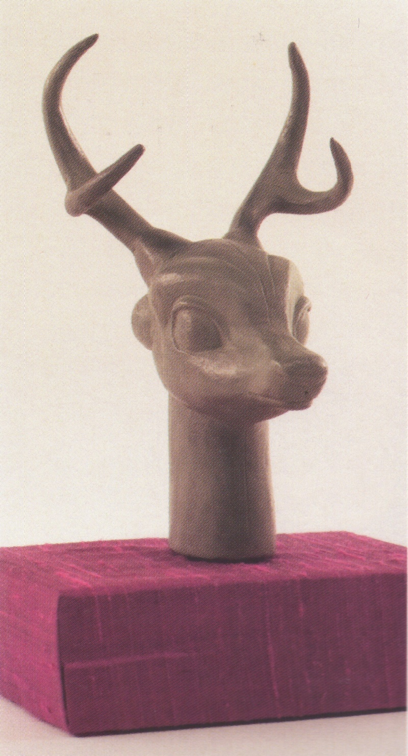 Les maquettes des studios Disney Bambi10