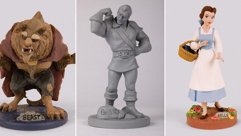 Les maquettes des studios Disney Bb10