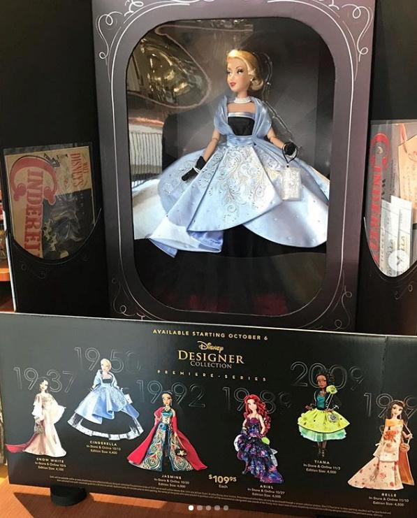 Disney Designer Collection - Premiere Series Bjb_j10