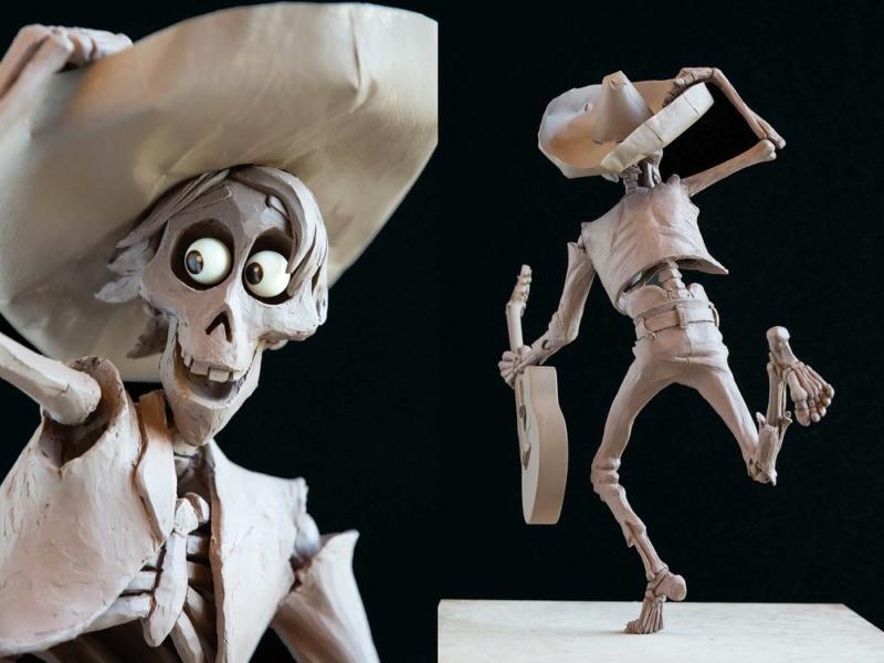 Les maquettes des studios Disney Coco_210