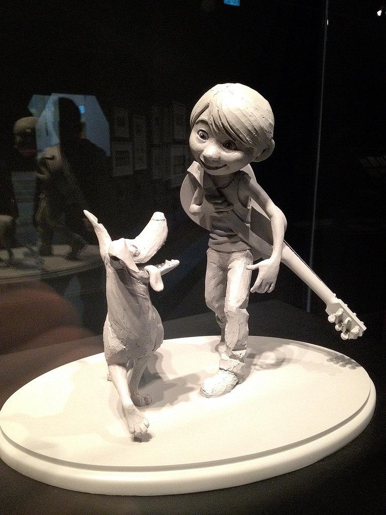 Les maquettes des studios Disney Coco_310