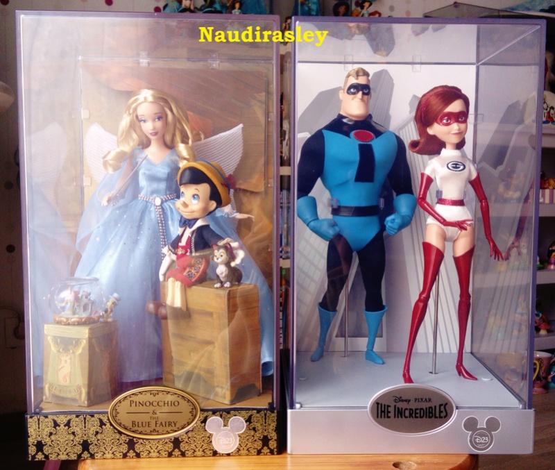 Disney Fairytale/Folktale/Pixar Designer Collection (depuis 2013) - Page 20 Dsc_0086