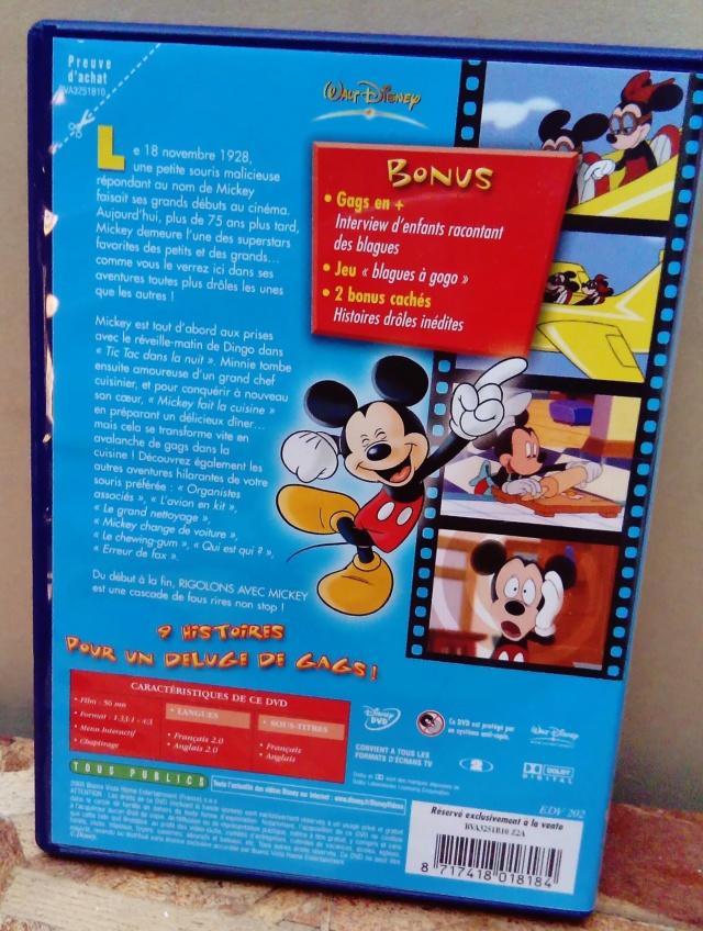 [Recherche - Vente] Le Coin des Blu-ray et DVD Disney !  (TOPIC UNIQUE) - Page 13 Dsc_6171