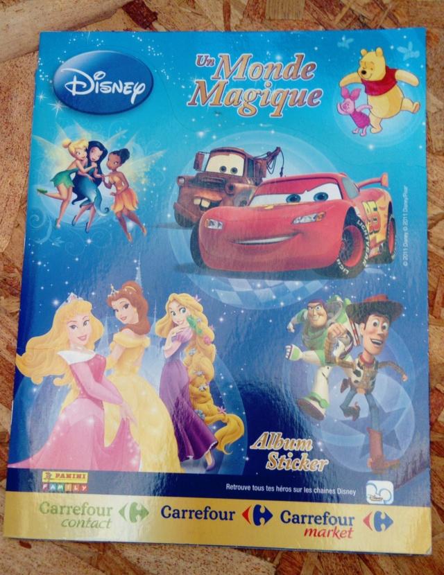 Les albums Panini Disney (TOPIC UNIQUE) - Page 5 Dsc_6407