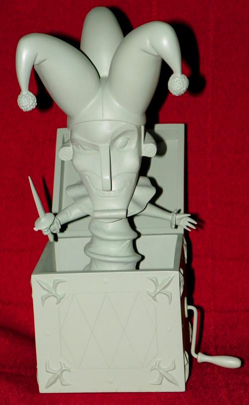 Les maquettes des studios Disney Fantas13