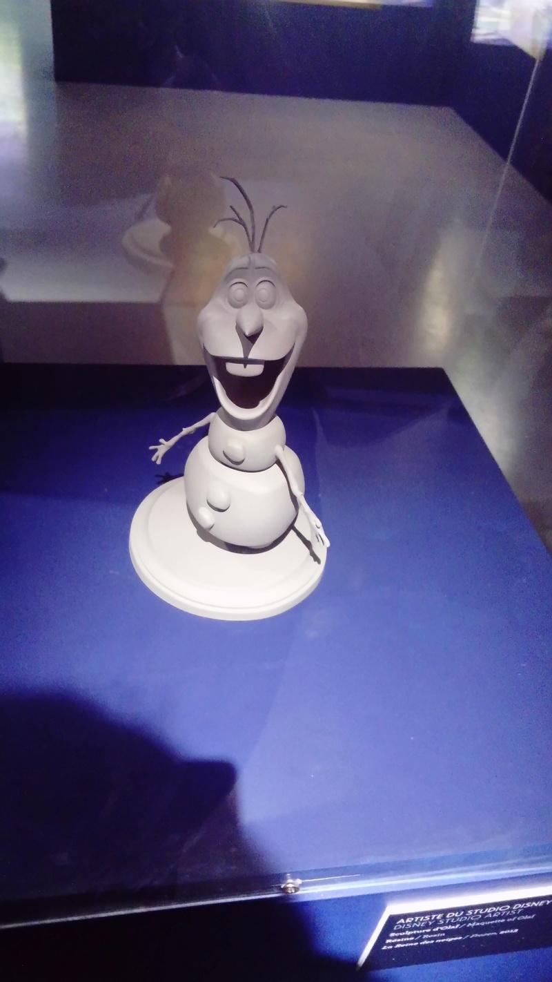 Les maquettes des studios Disney Frozen13