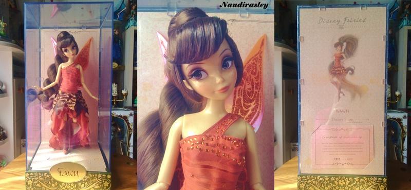 Disney Fairies Designer Collection (depuis 2014) - Page 2 Img_2013
