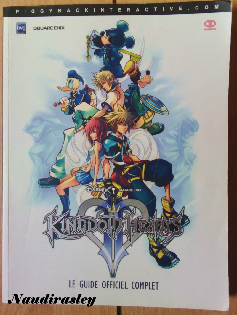 La saga Kingdom Hearts Img_2030