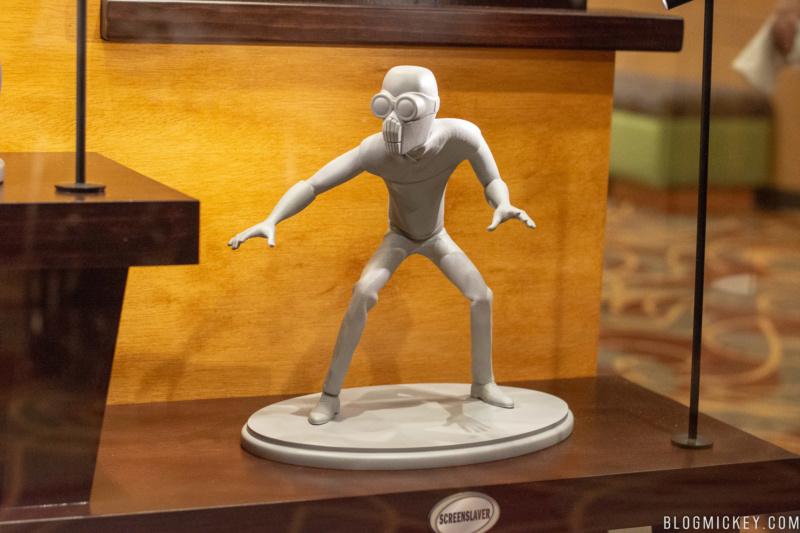 Les maquettes des studios Disney Incre10