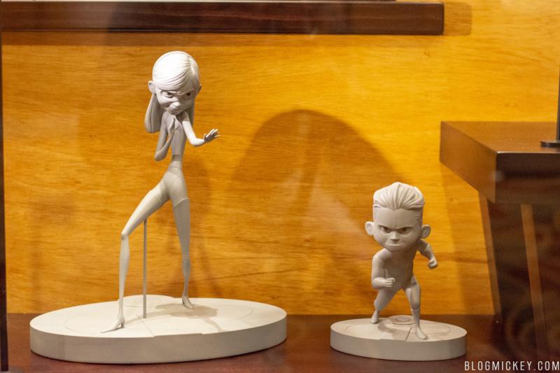 Les maquettes des studios Disney Incre_10