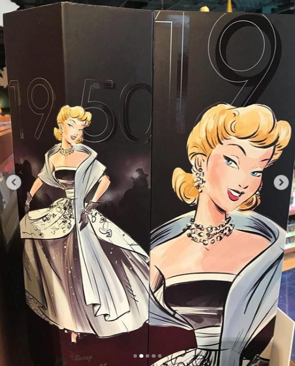 Disney Designer Collection - Premiere Series Lijnli10
