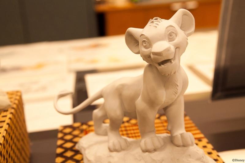 Les maquettes des studios Disney Lion_k12