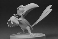 Les maquettes des studios Disney Lion_k16