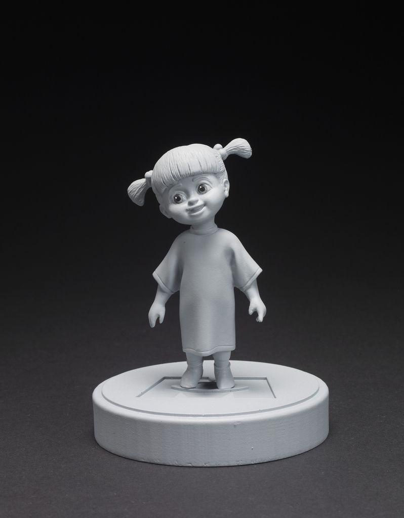 Les maquettes des studios Disney Monstr10