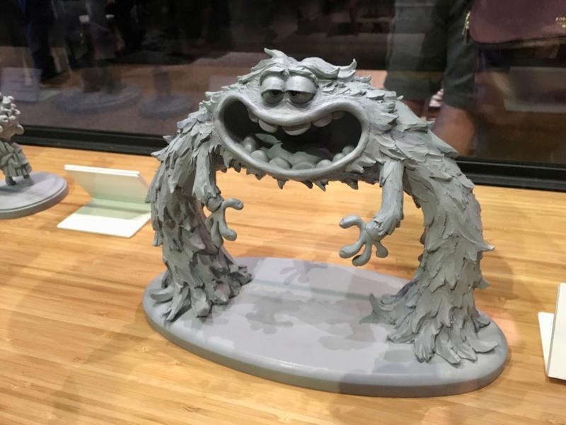 Les maquettes des studios Disney Monstr12