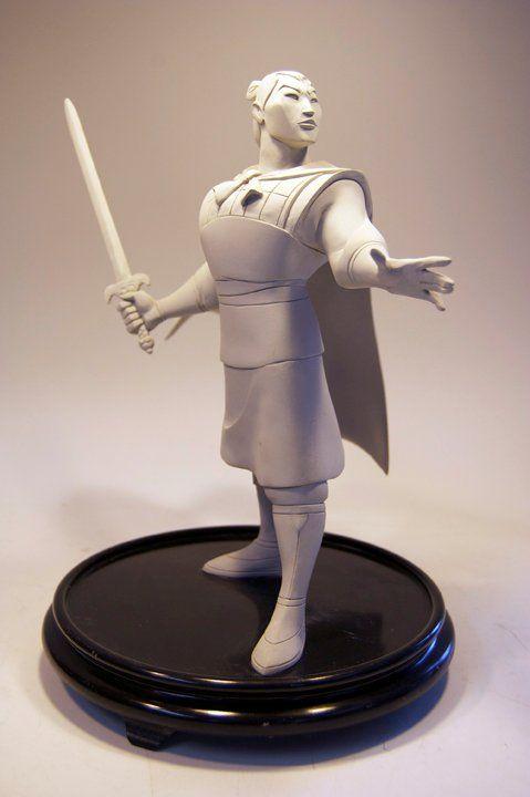 Les maquettes des studios Disney Mulan10