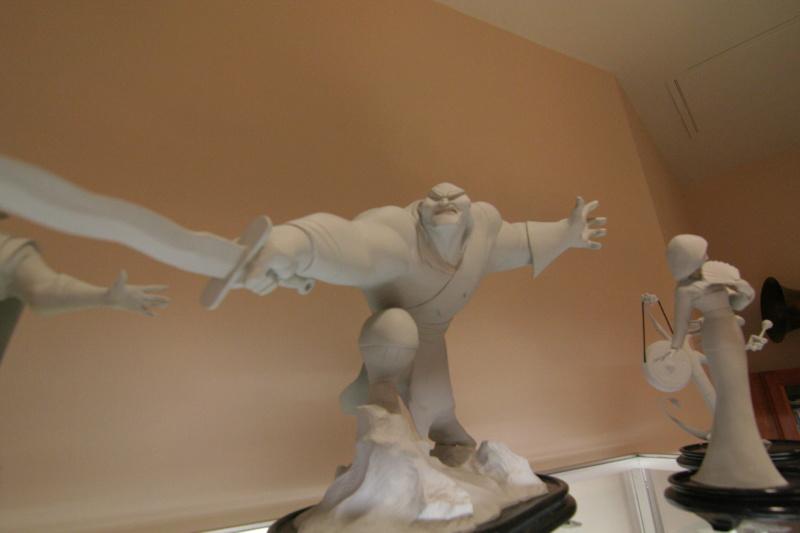 Les maquettes des studios Disney Mulan210