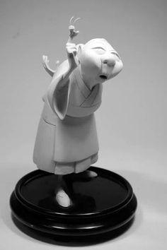 Les maquettes des studios Disney Mulan_10