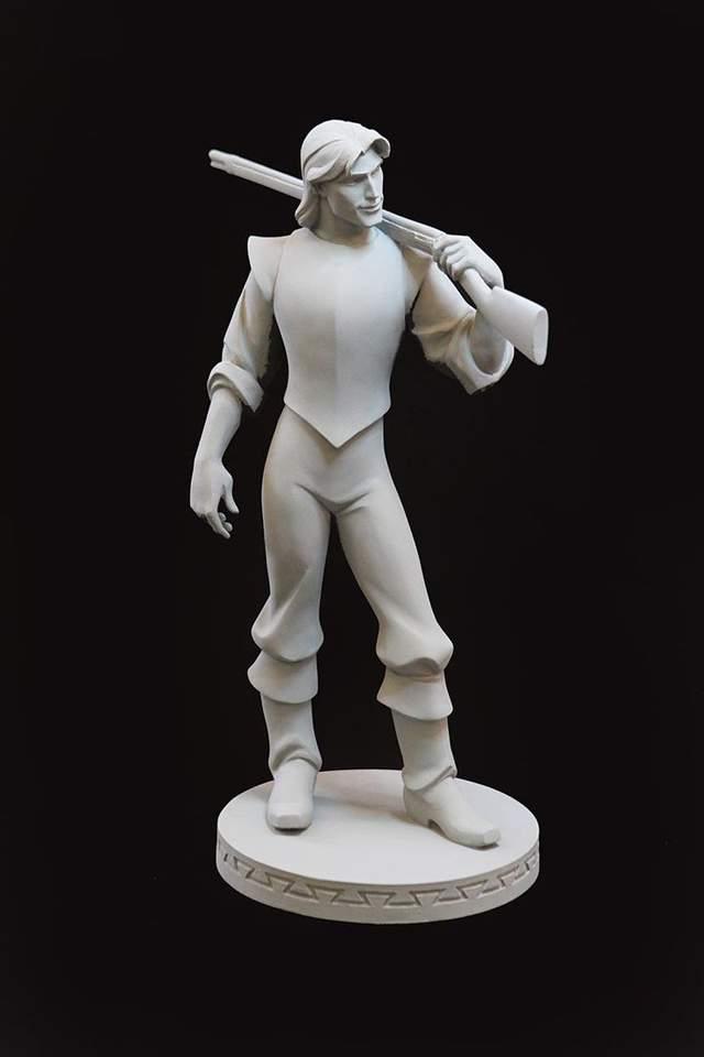 Les maquettes des studios Disney Poca_210
