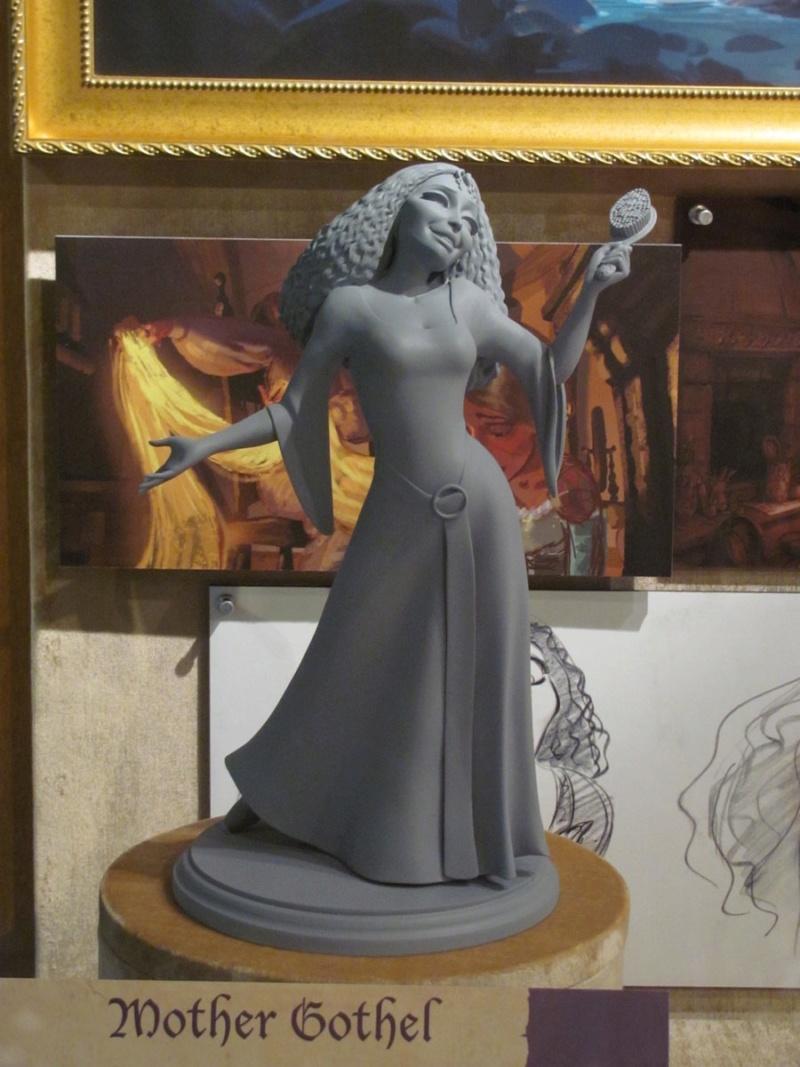 Les maquettes des studios Disney Raps_410