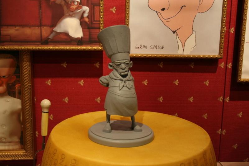 Les maquettes des studios Disney Rata10