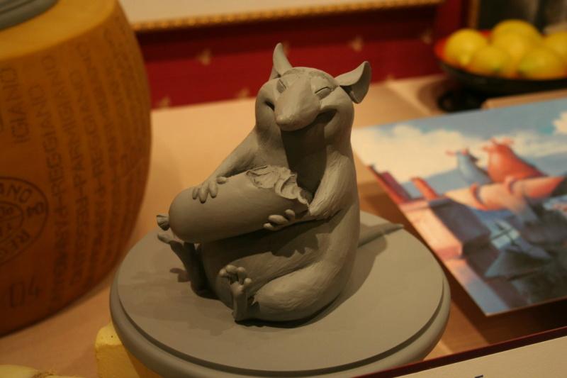 Les maquettes des studios Disney Rata_210