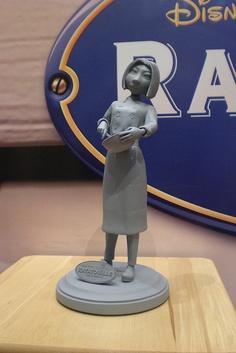 Les maquettes des studios Disney Rata_410