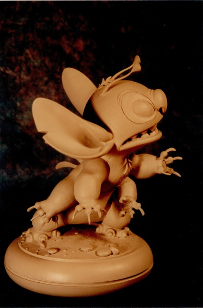 Les maquettes des studios Disney Stitch10