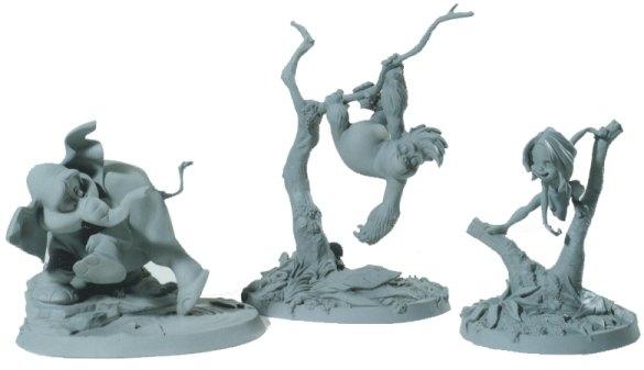 Les maquettes des studios Disney Tarzan10