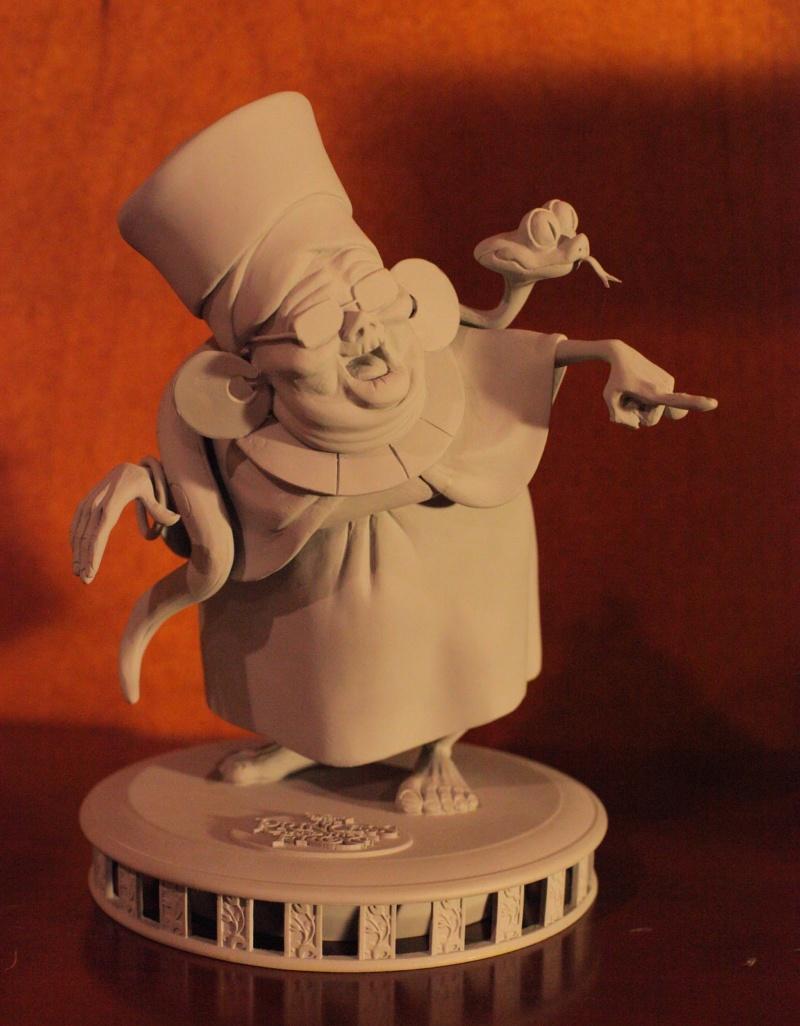 Les maquettes des studios Disney Tiana10