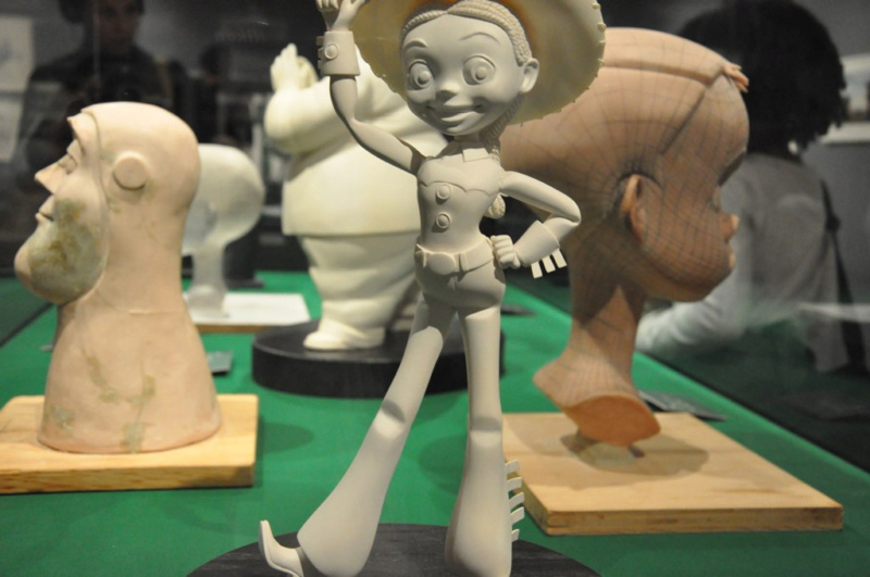 Les maquettes des studios Disney Toy10