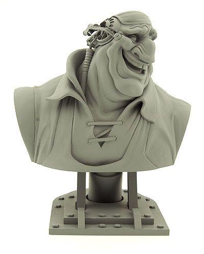 Les maquettes des studios Disney Treasu13