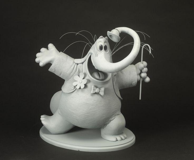 Les maquettes des studios Disney Vice10