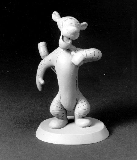 Les maquettes des studios Disney Winnie10