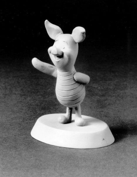 Les maquettes des studios Disney Winnie11