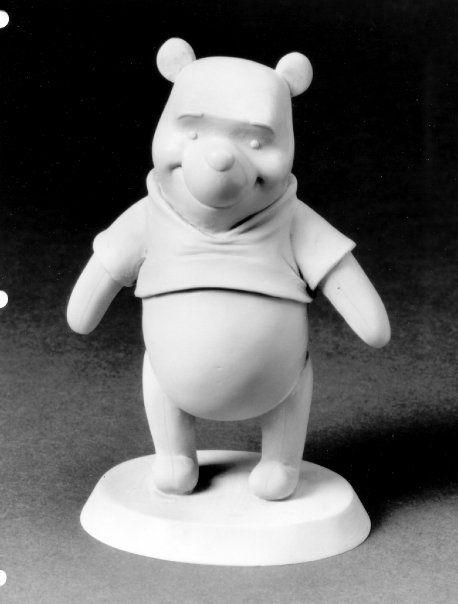 Les maquettes des studios Disney Winnie12