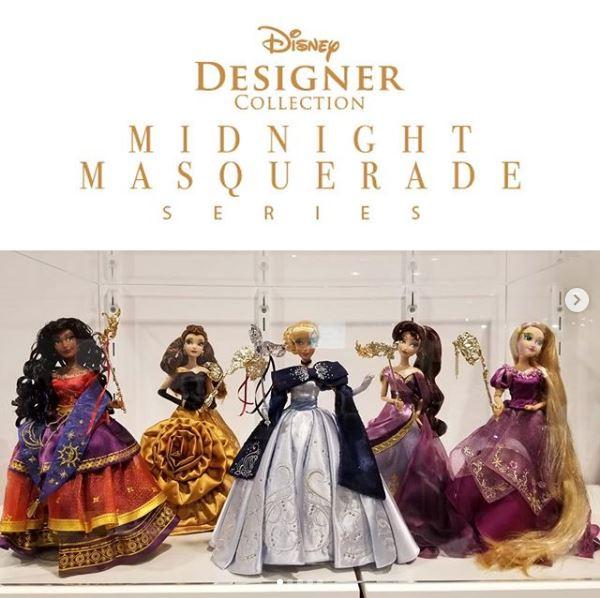 Disney Midnight Masquerade Designer Collection (depuis 2019) Yfy10