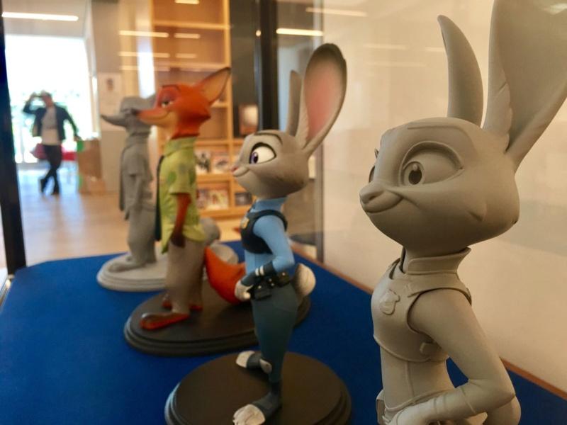 Les maquettes des studios Disney Zootop12