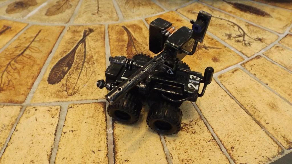 Robot déminage  10668610