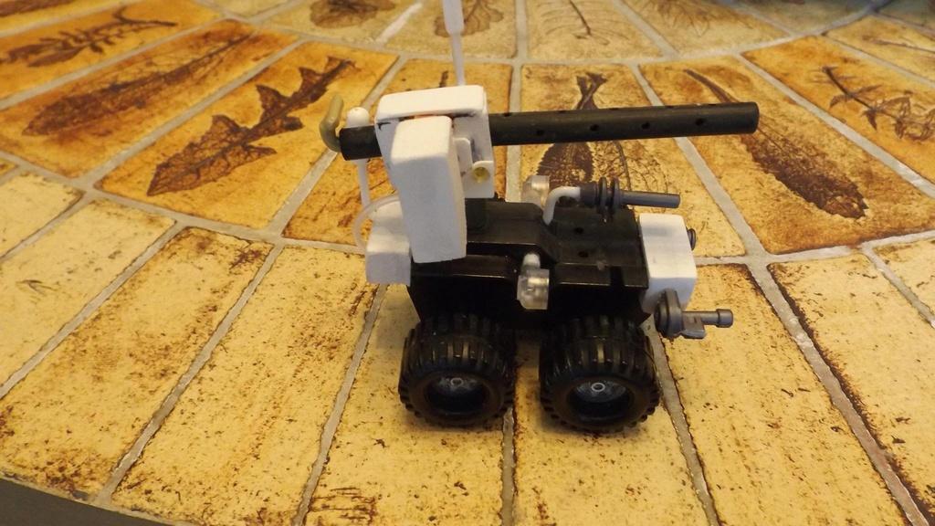 Robot déminage  10683410