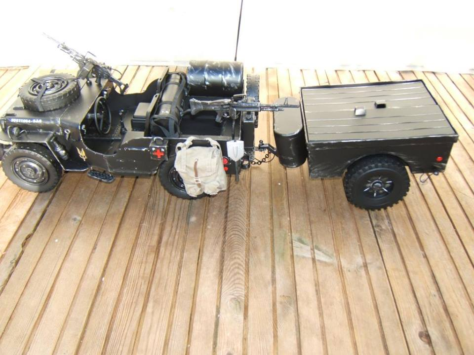Jeep power team  10801910