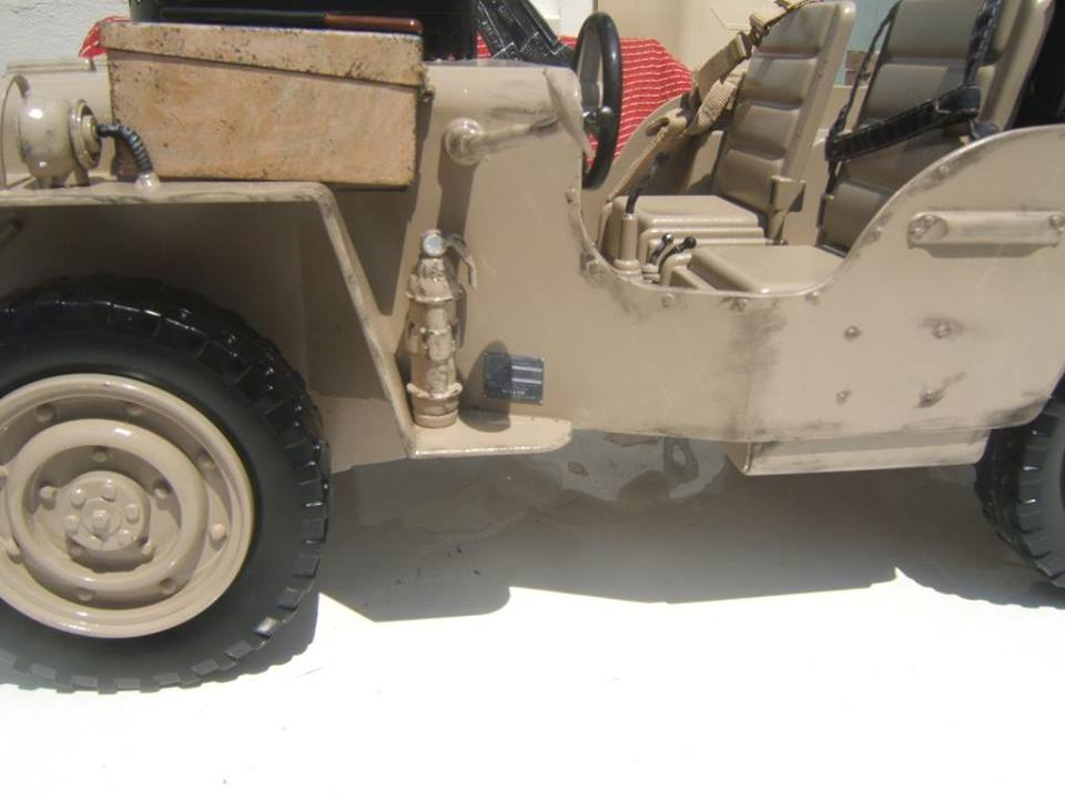 Jeep power team  98896410