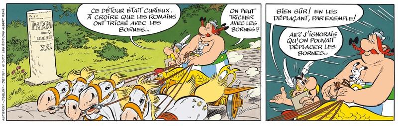 Un nouvel album d'Asterix pour le 19 octobre 2017 Transi17