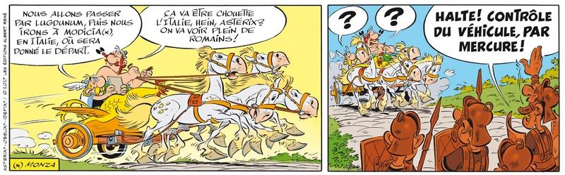 Un nouvel album d'Asterix pour le 19 octobre 2017 Transi19