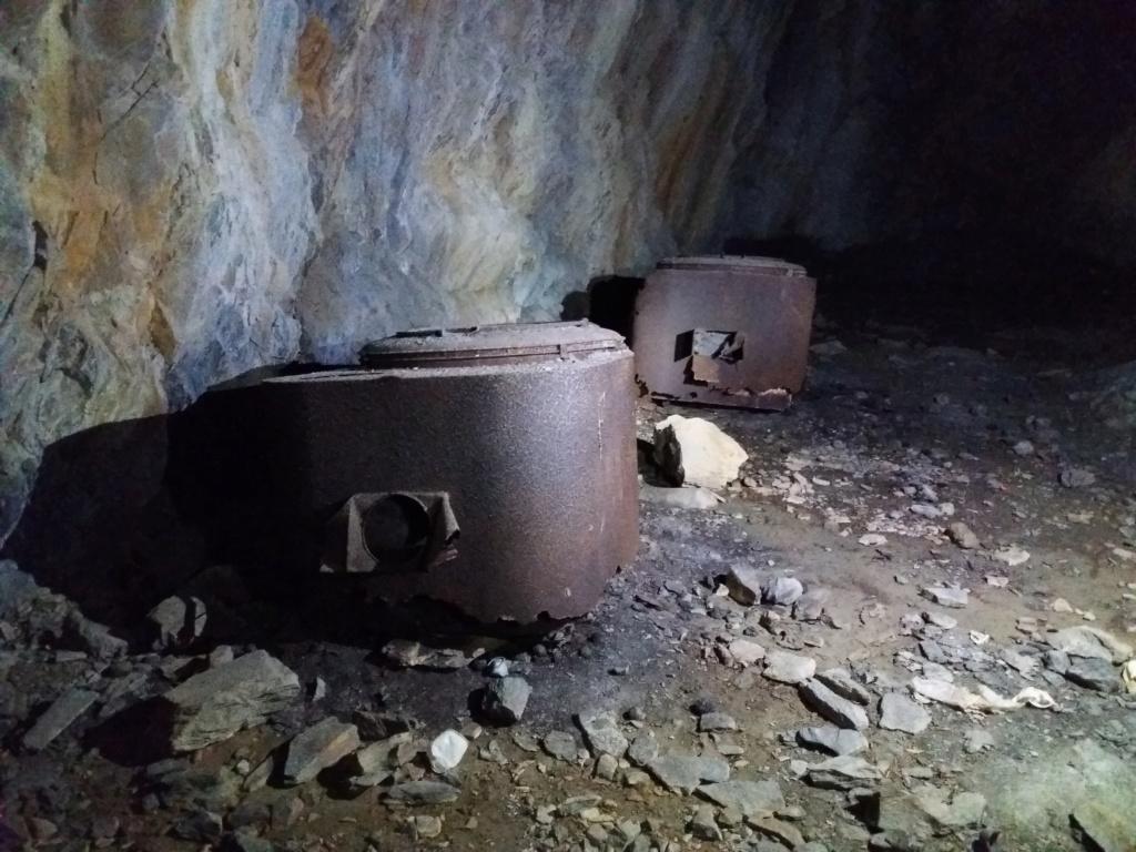 Les tunnels de Port Vendres (66) 20170810